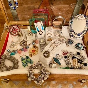 Lot of Jewelry, A must have Jewelry Collection!